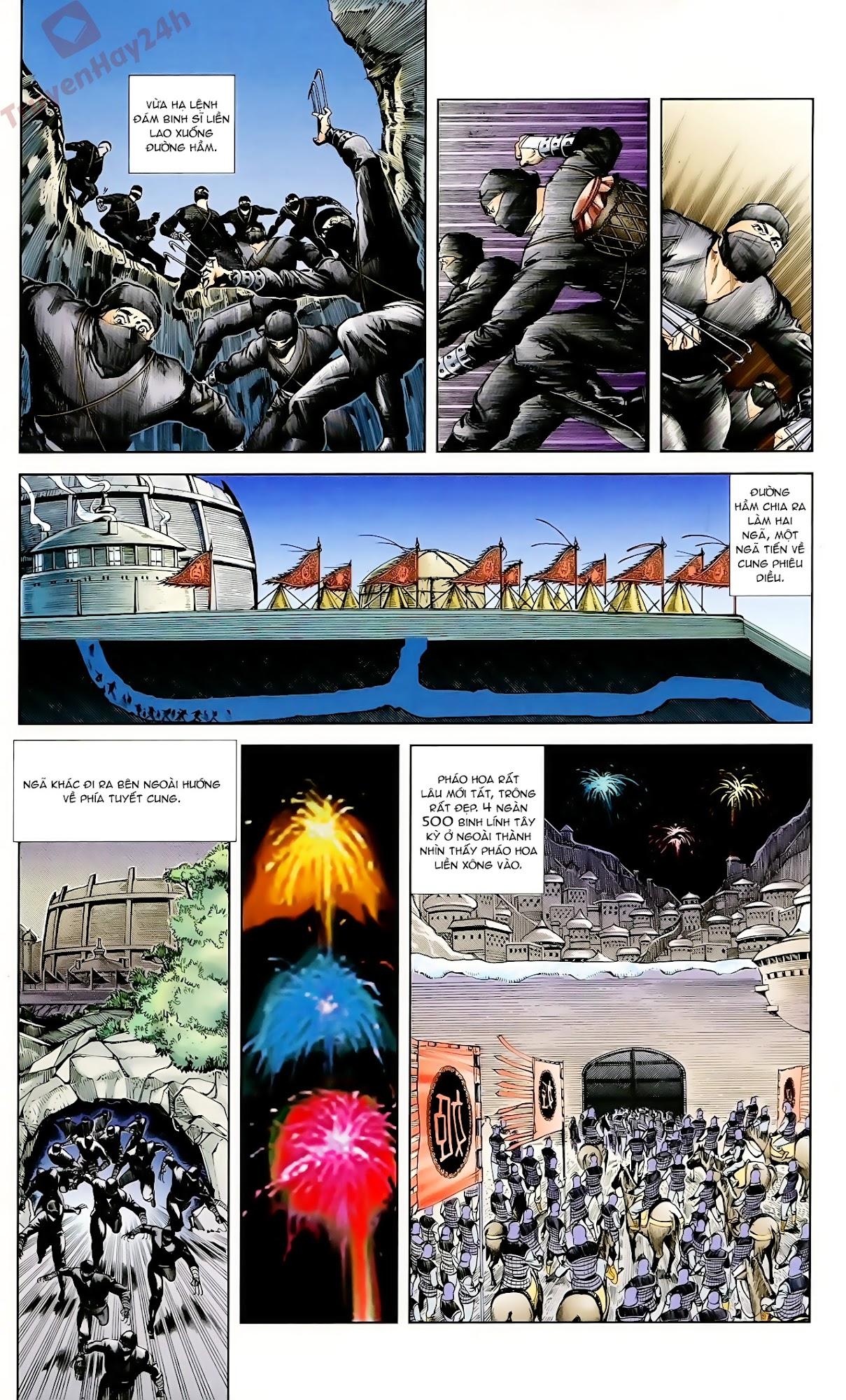 Cơ Phát Khai Chu Bản chapter 61 trang 14