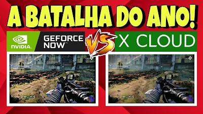 Geforce Now vs Xcloud