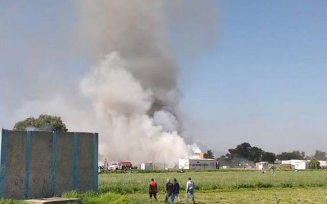 Seguridad, columna de humo, bomberos