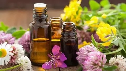Stay focused with essential oils