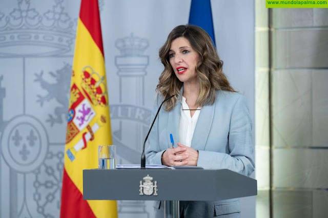 La ministra de Trabajo apoya al Gobierno de Canarias para prorrogar los ERTE por fuerza mayor