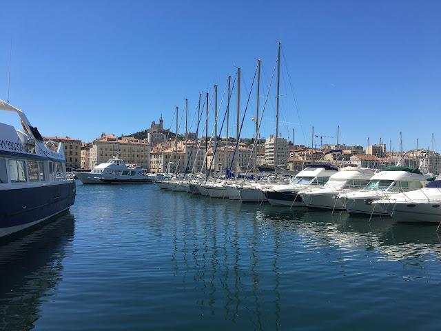 Vieux-Port de Marseille France tourisme quoi faire