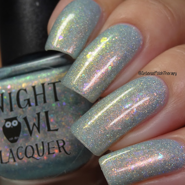 Night Owl Lacquer Flying Free