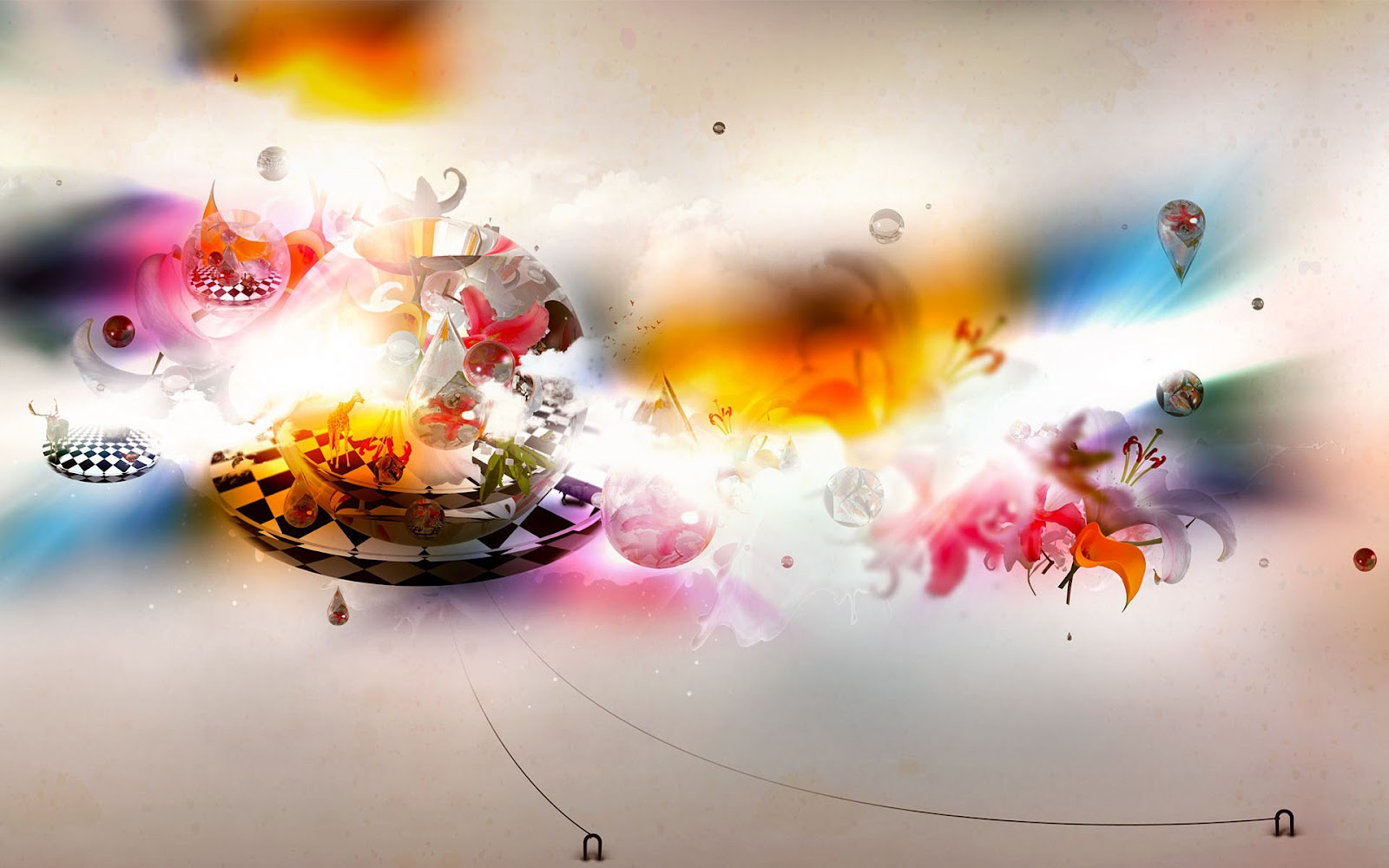 magical world s 3d wallpaper - photo #6
