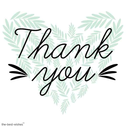 thank you quotes and sayings