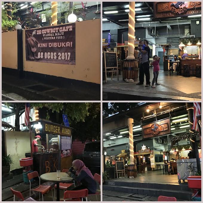 Restaurant Decowboycafe Wangsa Maju