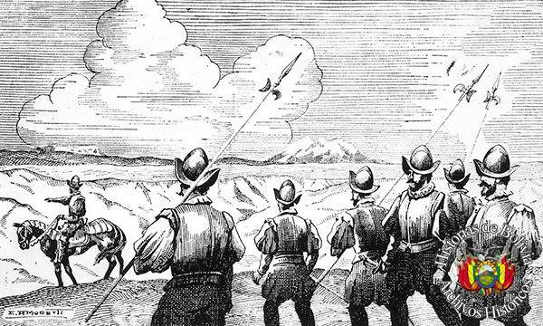 Fundación de La Paz: 20 de octubre de 1548