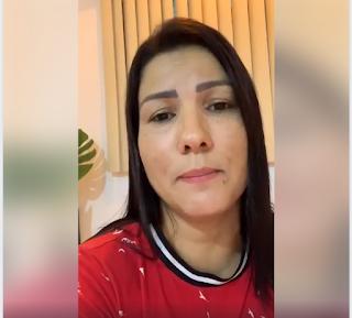 URGENTE! Prefeita de Pilõezinhos testa positivo para Covid-19, grava vídeo e diz se sentir bem
