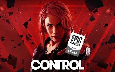 Control grátis Epic Games