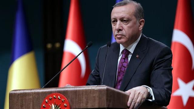 Erdogan proibe 50.000 pessoas de deixar o país turco - MichellHilton.com