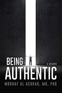 Being Authentic: A Memoir book promotion sites Morhaf Al Achkar