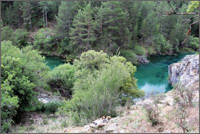El Río Del Puerto en Navarejos