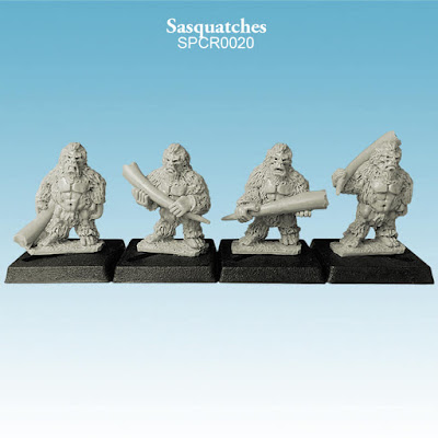 Sasquatches