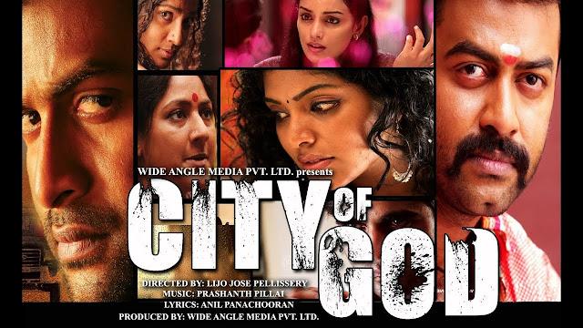 City Of God (2017) Hindi Dubbed Movie Full HDRip 720p