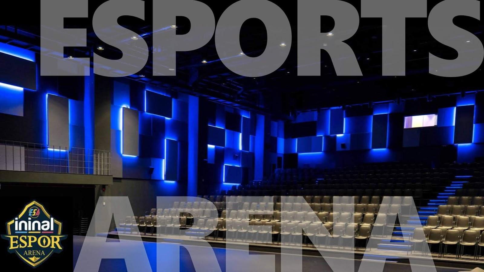İstanbul İninal Esports Arena 1