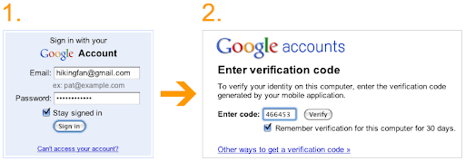 How To Secure Your Google/Gmail Account From Hacking