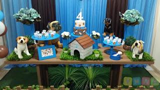 Decoração Cachorros Porto Alegre