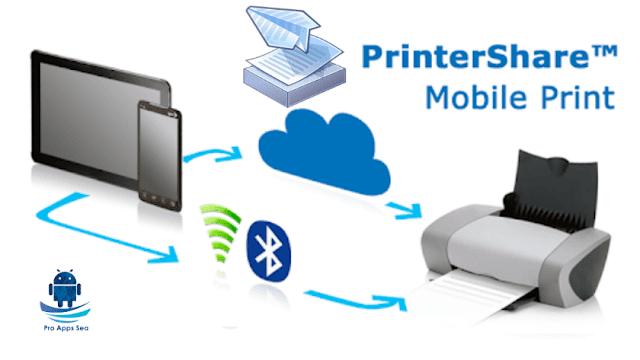 تحميل تطبيق PrinterShare Premium apk النسخة المدفوعة الأحدث مجانا