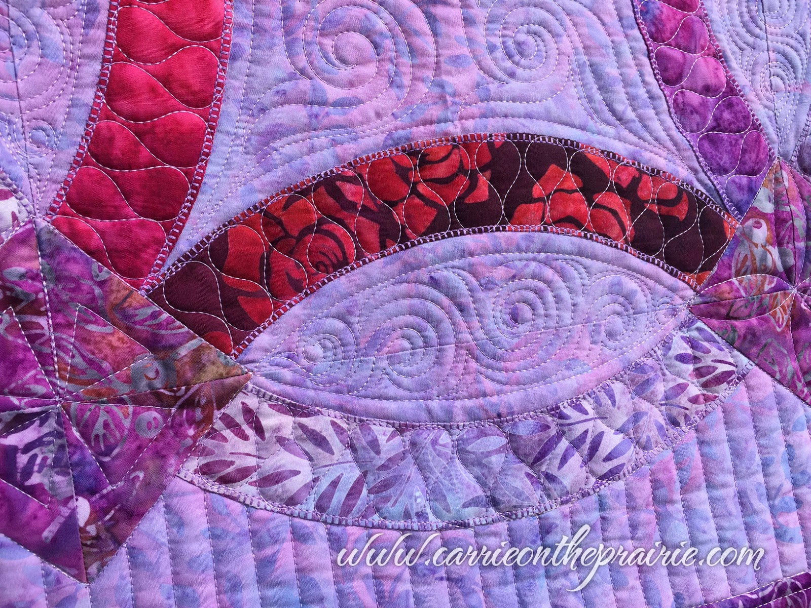 Beautiful Wedding Ring Quilt Images