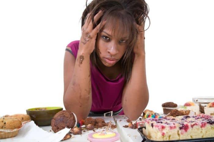 Estudo encontrar ligação entre o açúcar e a depressão