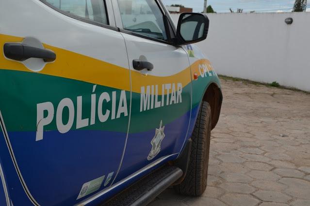 Homem foi levado pela Polícia Militar à Unisp de Vilhena, RO