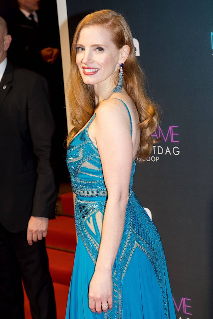 Jessica Chastain Sexy Pic