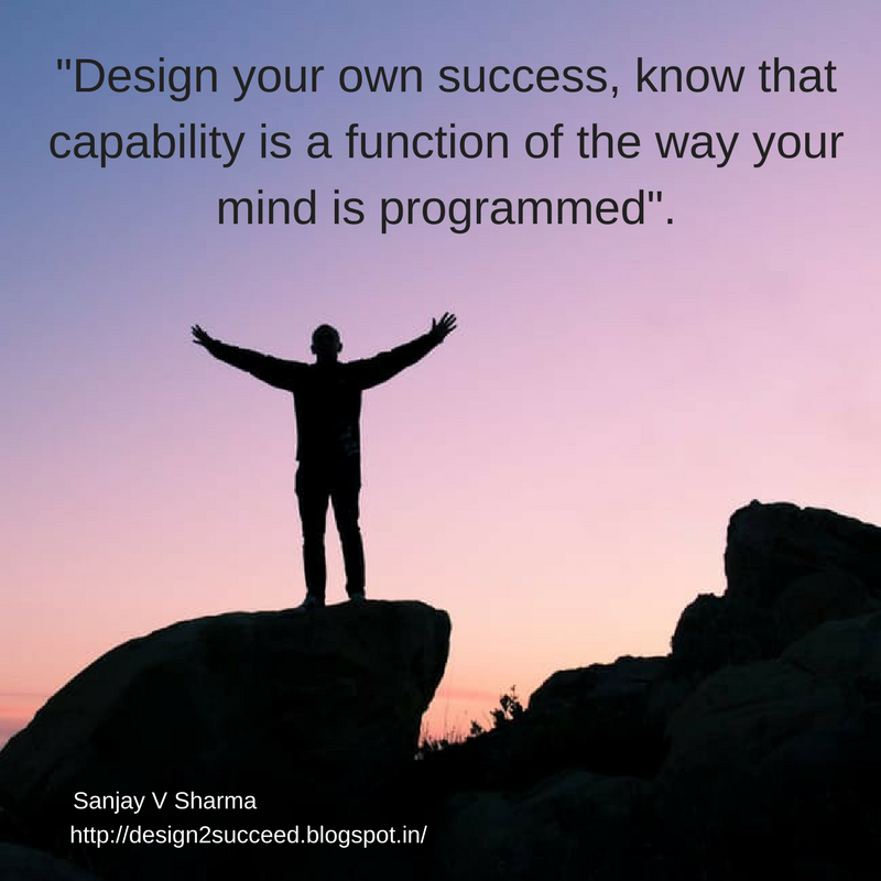 Inspirational Quotes Motivation: Motivation And Success Quotes: Design Your Own Success