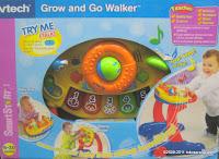 VTECH Grow and Go Walker - Walker yang Sebenarnya