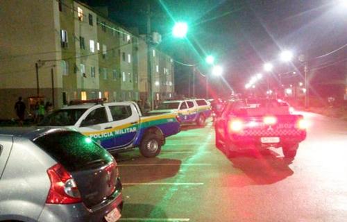Força Tática prende homem que correu armado ao ver equipe policial