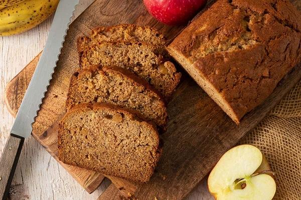 How to make Apple and banana cake