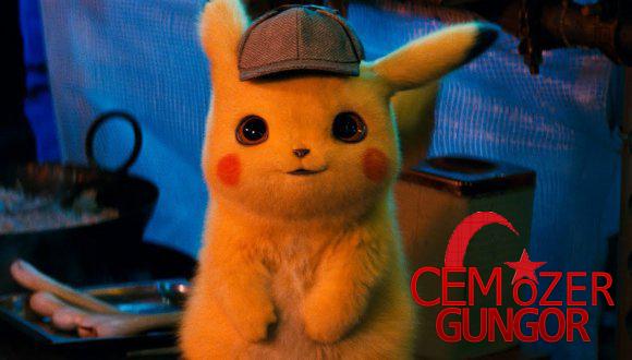 Pokémon Detective Pikachu, 2019