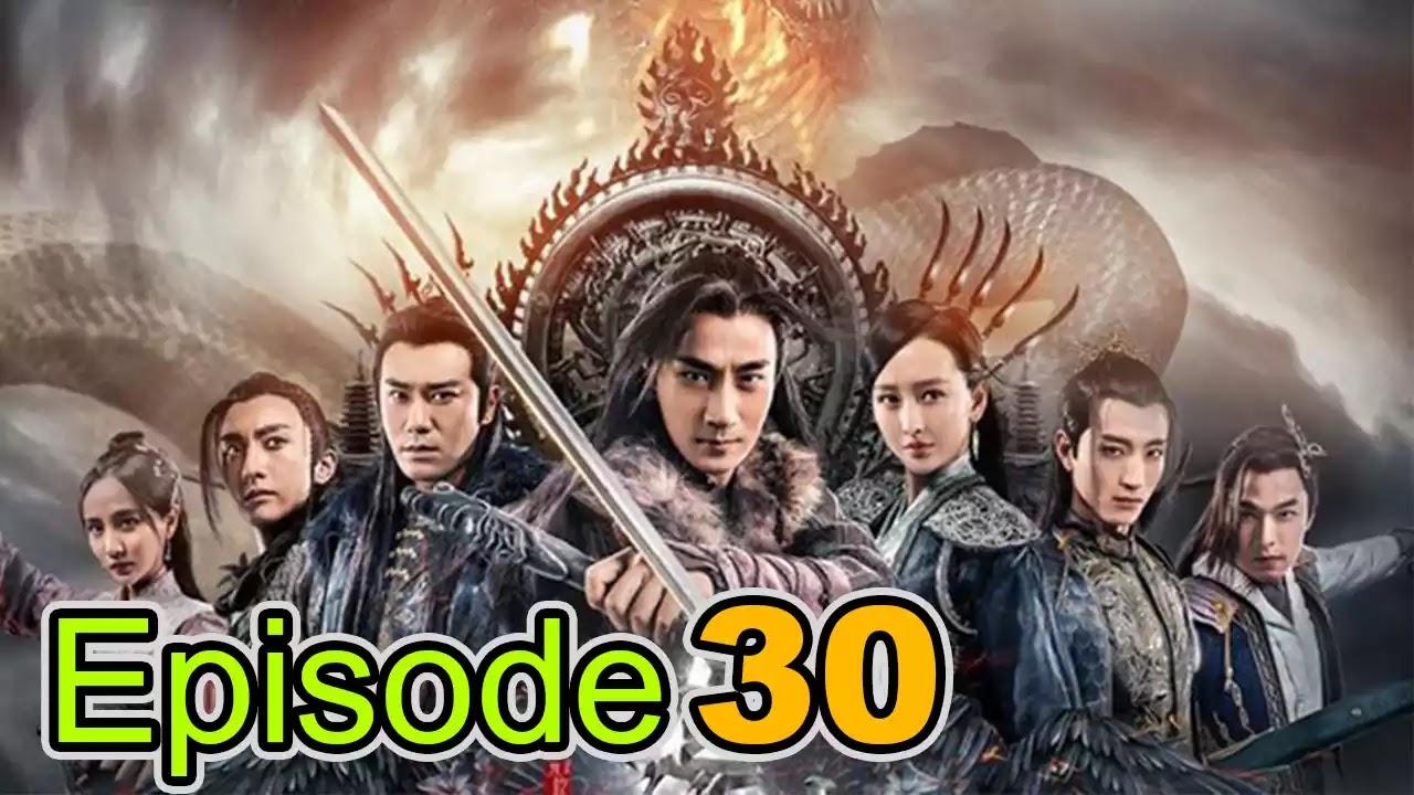 The Legend of Jade Sword (2018) Subtitle Indonesia Eps 30