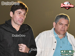 Ronald Raldes + Milton Chávez + Oriente Petrolero + DaleOoo +