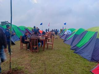 Camping Bukit Santiong Paralayang