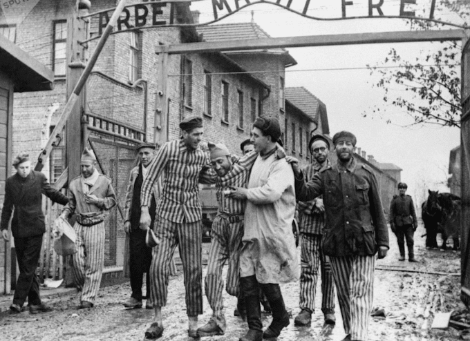 75 years ago, the Soviet Union released the prisoners of Auschwitz