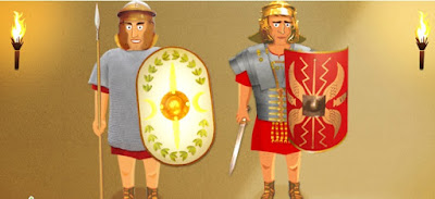 http://www.nms.ac.uk/explore/games/discover-the-romans/discover-the-romans/dress-a-roman-soldier/