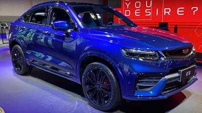 سيارة X6 الصينية تحصد على جمهورها بجاذبيتها