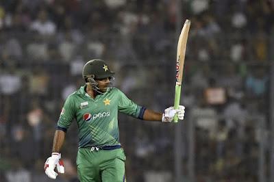 Sarfraz Ahmed T20i Captain