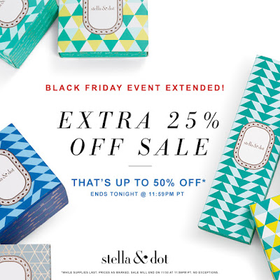 Stella & Dot Black Friday Sale Through Monday