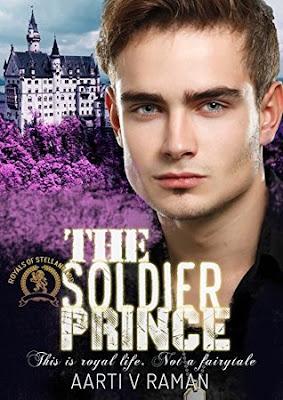 BookReview: The Soldier Prince (Royals of Stellangård Saga #1) by Aarti V. Raman -NWoBS Blog