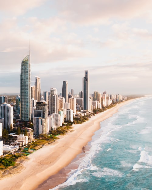 Glitzy Gold Coast