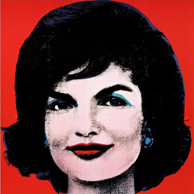 what famous people did andy warhol paint