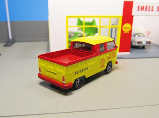 GreenLight  vw t2 Double Cab Pick-up