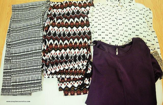 H&M Clothing Haul Singapore