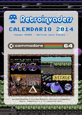 Calendario 2014 de juegos SEUCK