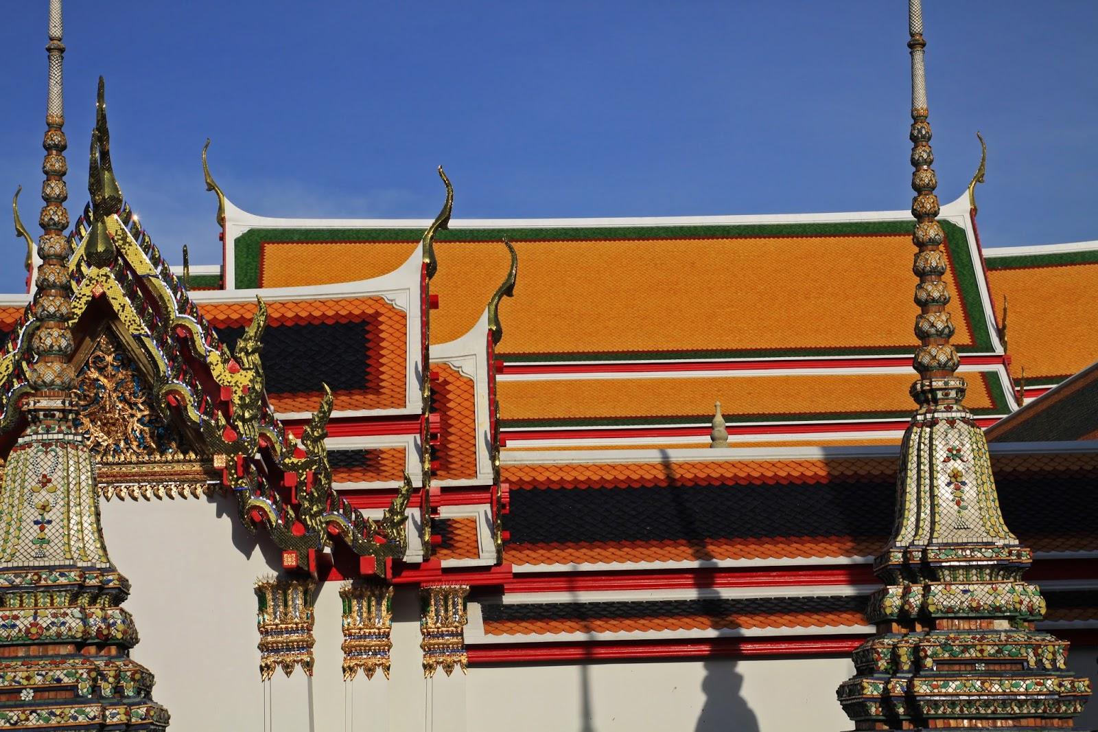 Wat Pho , Bangkok , Thailand