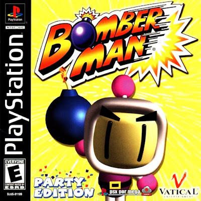 descargar bomberman party edition psx mega