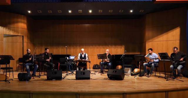 Παραδοσιακό μουσικό Σεργιάνι με τους ήχους Σαντουριού