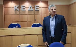 Γ. Πατούλης, Πρόεδρος Κ.Ε.Δ.Ε. : Καμία Κυβέρνηση στην Ελλάδα δεν τόλμησε να καταργήσει το θεσμό του Δημάρχου.