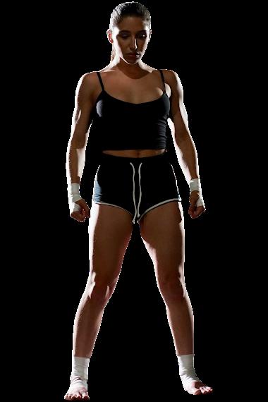 render Models - Abella Danger - Fight Me (40)